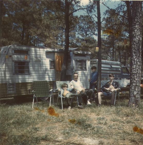 camping nostalgia